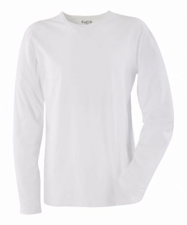 Blaklader 3314 T-Shirt Long Sleeves (White)